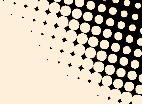 cream dots background